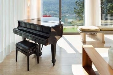 Piano in Perth Apartment